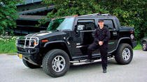 Private Tour: Customizable Hummer Tour of Juneau, Juneau, Helicopter Tours