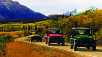 Yukon Jeep Adventure, Skagway, 4WD, ATV & Off-Road Tours