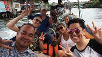 All-in bike and boat tour, Bangkok, Day Cruises