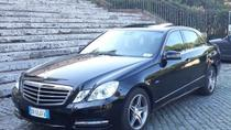 Private Departure Transfer: Tuscany Hotels to Rome Fiumicino Airport or Rome Hotels, Toscana