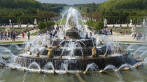 Versailles Gardens Ticket: Summer Musical Fountains Show, Versailles