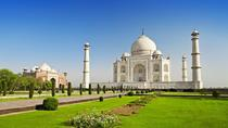 Taj Mahal Private Guided Tour from Delhi Cost Included Entrance Fee
