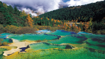 6-Day Panorama Tour: Xi'an, Jiuzhaigou, Huanglong and Chengdu, Xian, Overnight Tours