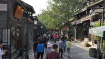 Chengdu Walking Tour Including Teahouse and Street Food, Chengdu
