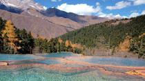 Private 4-Day Jiuzhaigou and Huanglong National Parks Tour from Chengdu, Chengdu, Overnight Tours