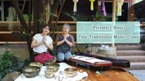 Private 1-Hour Thai Traditional Music Class in Chiang Mai Downtown, Chiang Mai, Cultural Tours