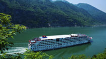 3-Night Yangtze River Cruise from Chongqing to Yichang including the Three Gorges Dam, Fiume Azzurro