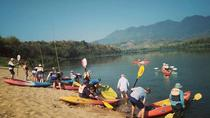 Fullday kayaking to Pak Ou cave - Whisky Village- Weaving village and waterfalls, Luang Prabang, ...