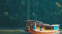 Private Slow Boat Tour to Pak ou cave, Pottery Village and Kuangsi Falls, Luang Prabang, Day Cruises