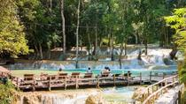 Private transfer to Tad Sae Waterfalls, Luang Prabang, Private Transfers
