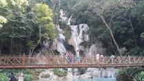 Shuttle Bus ticket to Kuang Si Waterfalls