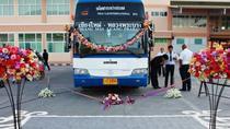 Sleeping Bus to Huay Xai, Chiang Rai, Chiang Mai Thailand including hotel pickup, Luang Prabang,...
