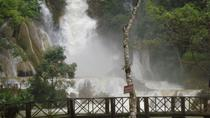 Slow Boat to Pak Ou cave - Villages and Kuangsi falls 1 day group tour, Luang Prabang, Day Cruises