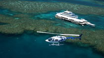 Cairns Shore Excursion: Great Barrier Reef and Rainforest Helicopter Tours, Cairns en het tropische ...