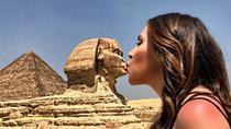 Full-Day Tour From Cairo: Giza Pyramids Sphinx Memphis & Saqqara, Cairo, Full-day Tours