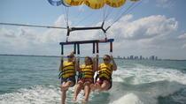 Miami Parasailing Excursion in Biscayne Bay, Miami, Parasailing