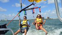 Miami Parasailing Excursion in Biscayne Bay, Miami, null