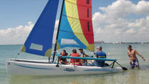 Catamaran Sailing Lesson or Boat Rental in Biscayne Bay, Miami, null