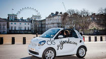 Yonda: London's Sightseeing Car con Virtual Tour Guide, London, Self-guided Tours & Rentals