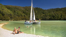 Full-Day Sailing Adventure in the Abel Tasman National Park, Motueka, Sailing Trips