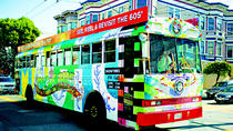 Rock 'n' Roll Combo: Alcatraz and Magic Bus San Francisco Tour, San Francisco, Bus & Minivan Tours