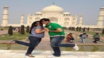 Private Tour: Agra, Taj Mahal and Fatehpur Sikri Day Trip from Delhi