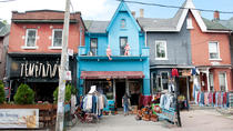 Kensington Market, Graffiti Alley, Queen Street West Walking Tour, Toronto, Market Tours