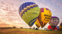 Hot Air Ballooning Over The Hunter Valley Including Breakfast, Newcastle, Balloon Rides