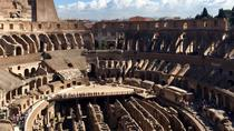 Ancient Rome Tour: Colosseum Underground, Arena and Forum, Rome, Underground Tours