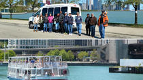 Chicago City Minibus Tour with Optional Architecture River Cruise, シカゴ
