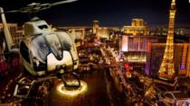 Vegas Night Out: Las Vegas Night Flight and Dinner for Two, Las Vegas, Helicopter Tours