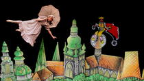 Aspetti di Alice - Black Light Theatre Ta Fantastika Praga, Prague, Theater, Shows & Musicals