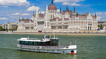 Coffee with cake and Tokaji wine - cruise on Gastroboat Pannonia, Budapest, Day Cruises