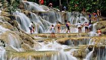 Dunns River Falls and River Rapids Adventure with Lunch, Falmouth, 4WD, ATV & Off-Road Tours