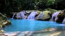Falmouth Small Group 6-Hour Blue Hole Excursion and River Rapids with Lunch, Falmouth, Ports of ...