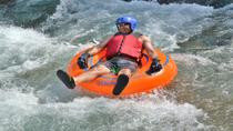 Jamaica River Tubing Adventure on the Rio Bueno, Montego Bay, null