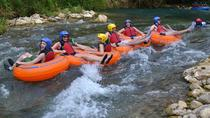 Montego Bay Rose Hall Shopping and All inclusive River Rapids Adventure with Beach, Montego Bay,...