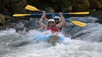 Rio Bueno Kayaking Adventure in Jamaica, Montego Bay, White Water Rafting