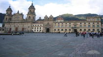 Bogotá City Sightseeing Tour with Optional Lunch and Cable Car Ride, Bogotá, Walking Tours