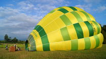 Private Hot Air Balloon Flight over the Colombian Coffee Region, Salento, Balloon Rides