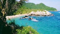 Private Speedboat from Santa Marta to Tayrona National Park, Santa Marta, Private Day Trips