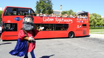 Lisbon Hop-On Hop-Off Bus Tour with Optional Cascais Line, Lisbon, Hop-on Hop-off Tours