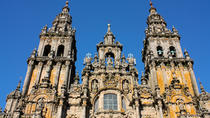 Santiago de Compostela and Valença do Minho Day Trip from Porto with Lunch, Porto, null