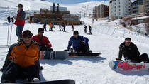 Learning to ski in La Parva, Santiago, Day Trips