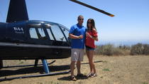 Private Los Angeles Helicopter Ride with Rooftop Landing, Los Angeles, Private Sightseeing Tours