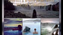 waterfalls of gods godafoss and myvatn Nature baths, Akureyri, Cultural Tours