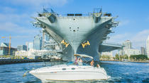 Private 90 Minute San Diego Bay Tour for 6 People, San Diego, Day Cruises