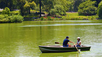Central Park Date: Rowboating in Central Park  with Full Day Bike Rentals, New York City