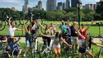 NYC Central Park Bike Rental , New York City, Bike Rentals