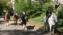 Reiten im Central Park, New York City